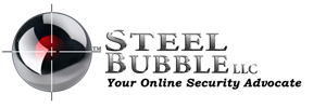 Steel Bubble Logo